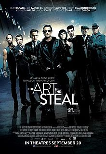Sztuka kradzieży / The Art of the Steal (2013) PL.BRRip.XviD-BiDA , LEKTOR PL