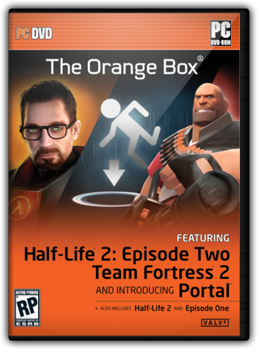 Half-Life 2 The Orange Box PL