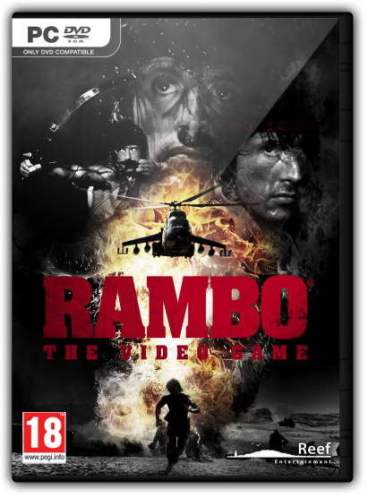 Rambo The Video Game (2014) PC