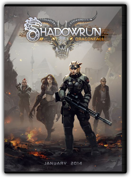 Shadowrun Dragonfall (2014) PC-RELOADED