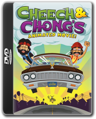 Animowani Cheech i Chong (2013) Lektor PL