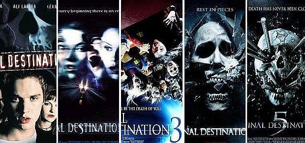 Collection Movie : Oszukać Przeznaczenie / Final Destination