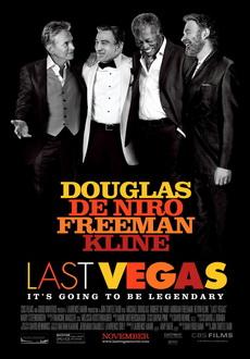 De Niro, Douglas, Freeman, Kline