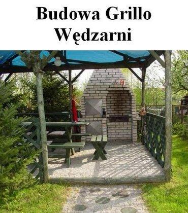 Budowa Grillo - Wędzarni [PL][PDF]
