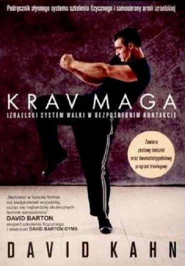 David Kahn - Krav maga. Izraelski system walki w bezpośrednim kontakcie [PL][PDF]