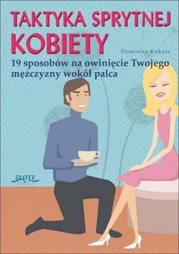 Dominika Kukuła - Taktyka Sprytnej Kobiety [PL][PDF]