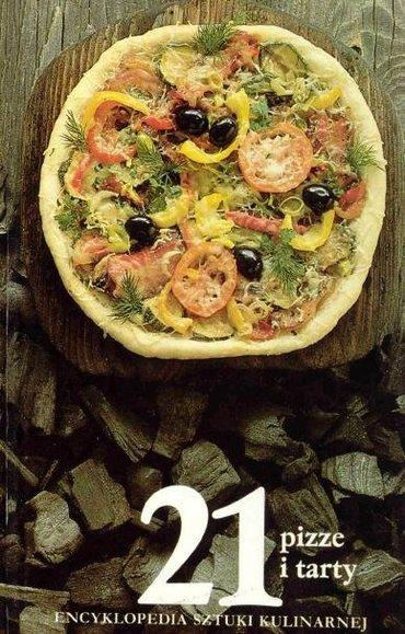Encyklopedia Sztuki Kulinarnej - Pizze i tarty [PL][PDF]