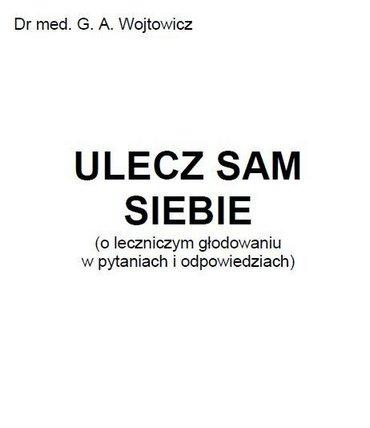G.Wojtowicz - Ulecz sam siebie! [PL][PDF]