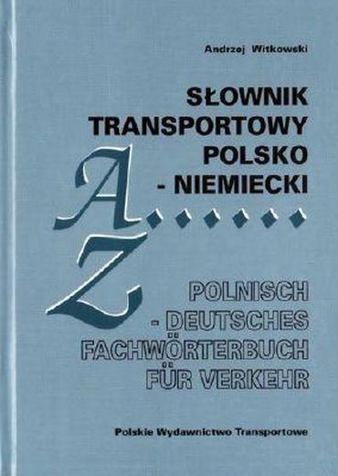 Słownik transportowy polsko-niemiecki [PDF]