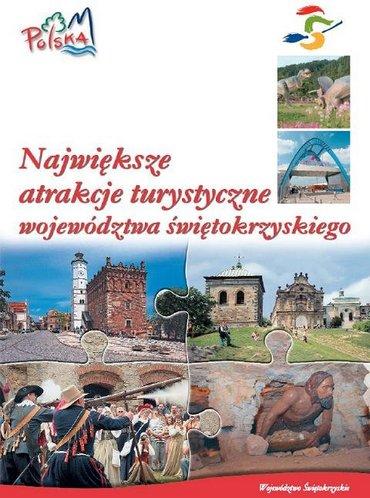 Województwo świętokrzyskie - największe atrakcje turystyczne [PL][PDF]