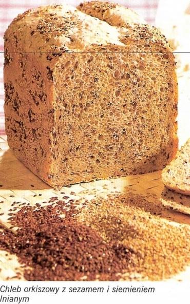 Przepisy na wypiek chleba [PL][pdf]