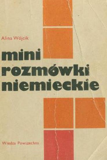 Alina Wójcik - Mini rozmówki niemieckie [PL.DE][PDF]