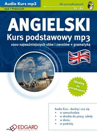 Angielski Kurs podstawowy - Podręcznik + CD Audio
