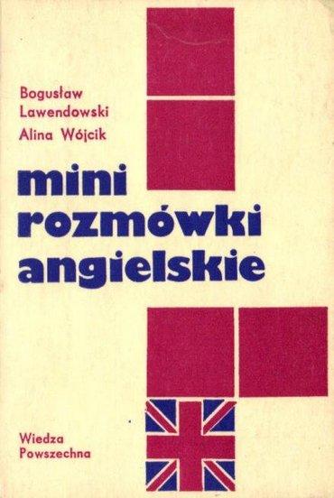 B.Lawendowski, A.Wójcik - Mini rozmówki angielskie [PL.ENG][PDF]