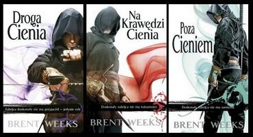 Brent Weeks - Trylogia Anioł Nocy [PL][pdf]