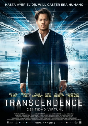Transcendence / Transcendencja 2014