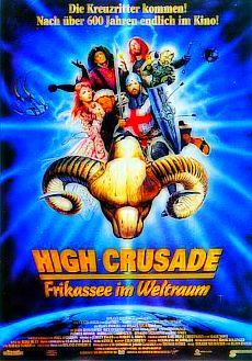The High Crusade / Podniebna Krucjata