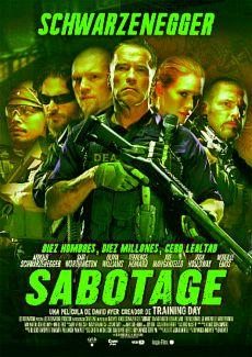 SABOTAŻ / Sabotage 2014