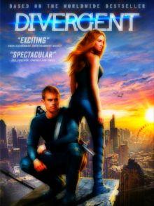 Divergent / niezgodna (2014)