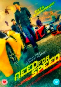 Need For Speed (2014) PL.BRRip.XviD-BiDA / Lektor PL