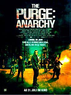 The Purge: Anarchy / Noc oczyszczenia: Anarchia (2014)
