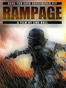 Rampage / Szał (2009) PLSUBBED.480p.BRRip.Xvid.AC3-BiDA