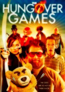Igrzyska na kacu / The Hungover Games (2013) PL.480p.BRRip.XViD.AC3-MiNS / Lektor PL