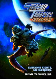 Starship Troopers: Inwazja (2012)