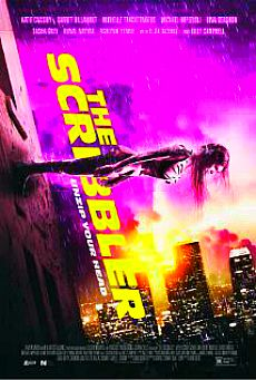 The Scribbler (2014) 88 min  -  Thriller