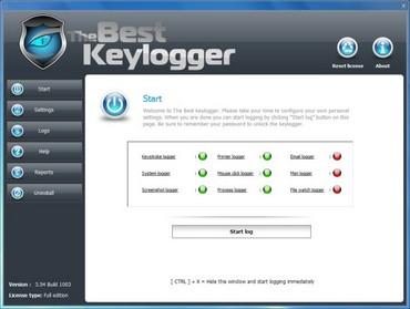 The Best Keylogger v3.54 Build 1000[ENG][Crack]