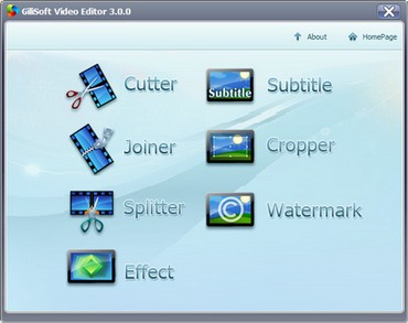 GiliSoft Video Editor v6.5.0[EN][Keygen]