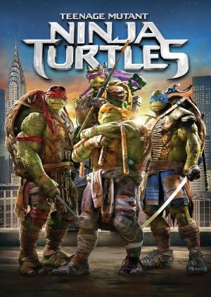 Teenage Mutant Ninja Turtles / Wojownicze żółwie ninja (2014) PLDUB