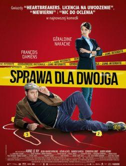 Sprawa dla dwojga / Je fais le mort (2013) PL.DVDRip.Xvid-MORS / Lektor PL