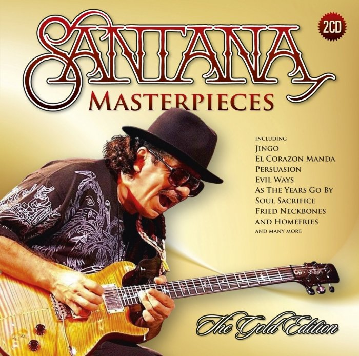 Download santana masterpieces gold edition (2014) softarchive.