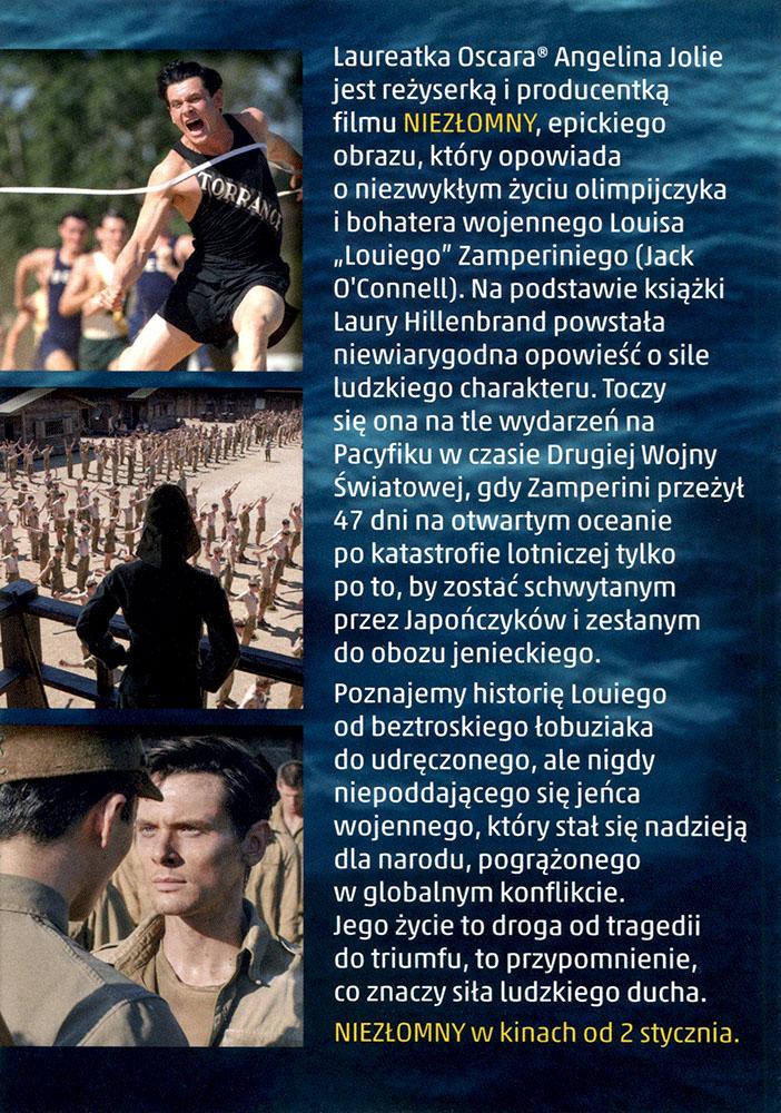 Unbroken / Niezłomny