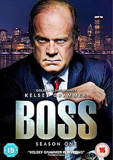 Boss – sezon 1