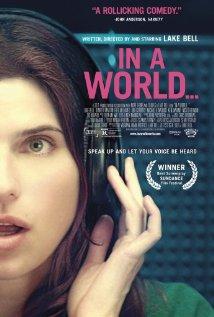 Własnym głosem / In A World