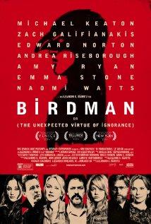 Birdman (2014) 119 min - Comedy | Drama
