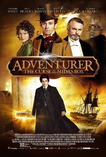 The Adventurer: The Curse of the Midas Box (2013) 100 min - Adventure | Family | Fantasy