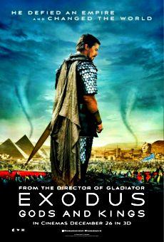 Exodus: Bogowie i królowie / Exodus: Gods and Kings (2014)