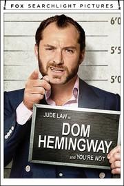 Dom Hemingway (2013) R | 93 min | Comedy, Crime, Drama
