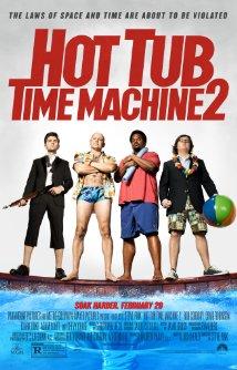 Hot Tub Time Machine 2 (2015) R | 93 min | Comedy, Sci-Fi