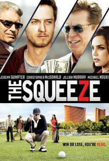 The Squeeze (2015) PG-13  |  95 min  |  Comedy, Drama, Sport