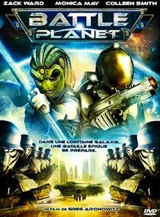 Kosmiczna Misja - Battle Planet (2008) PL