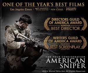 American Sniper is a 2014