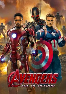 Avengers: Age of Ultron / Avengers: Czas Ultrona (2015)