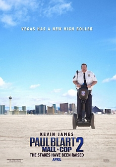 Paul Blart: Mall Cop 2 (2015) PG | 94 min | Action, Comedy