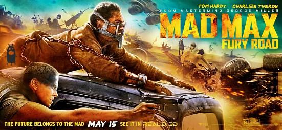 Mad Max Fury Road / Mad Max Na drodze gniewu (2015)