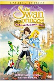 Księżniczka łabędzi: Skarb czarnoksiężnika / The Swan Princess: The Mystery of the Enchanted Treasure (1998)
