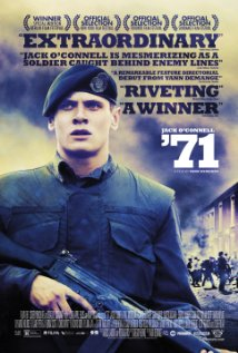 '71 (2014) R | 99 min | Action, Drama, Thriller
